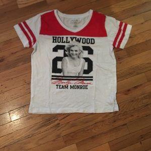 Marilyn Monroe T-shirt XL